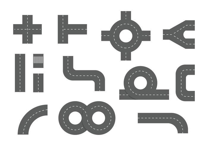 Roadmap Vector