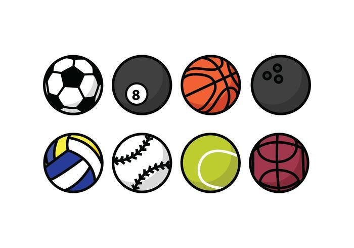 Ícones de bola