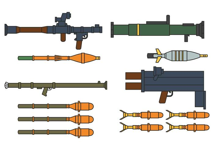 RPG vector set