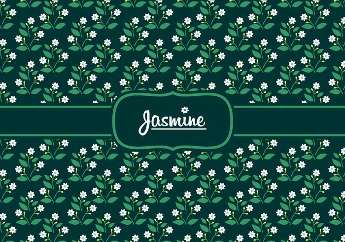 Jasmine Disty Pattern Vector