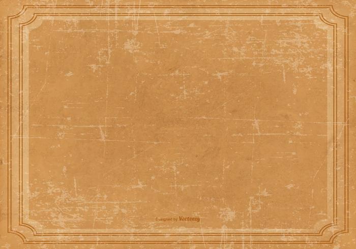 Vector Grunge Vintage Frame Background