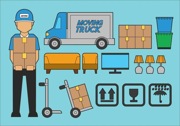 Movers vectors set