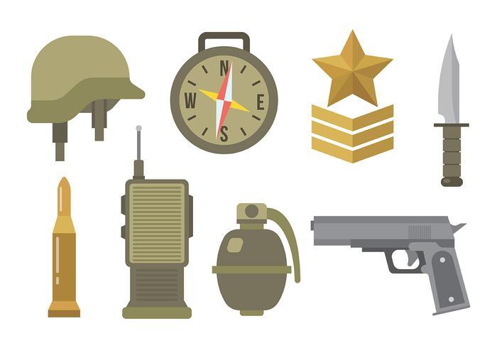 USMC Vector Pictogrammen