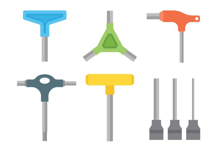 Allen Key Vector Icons Download Free Vector Art Stock