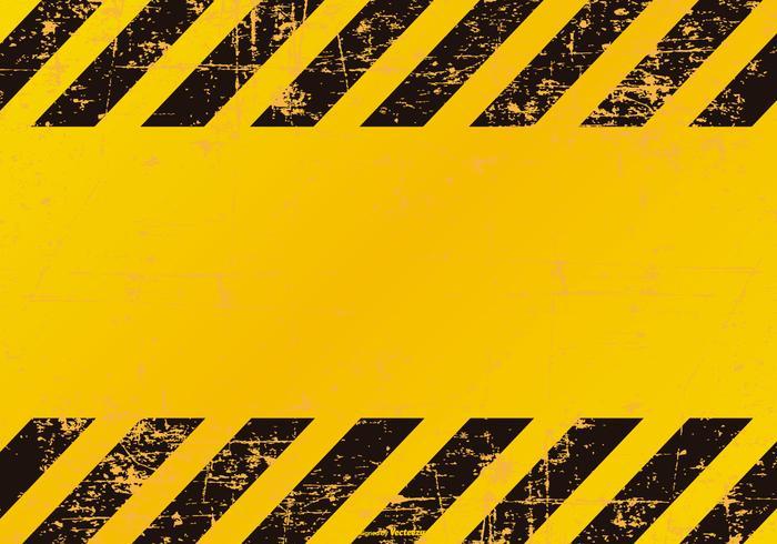 Grunge danger caution background download free vector art stock graphics images - Non restitution de caution ...