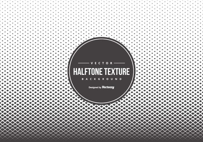 Halftone Textuur Achtergrond