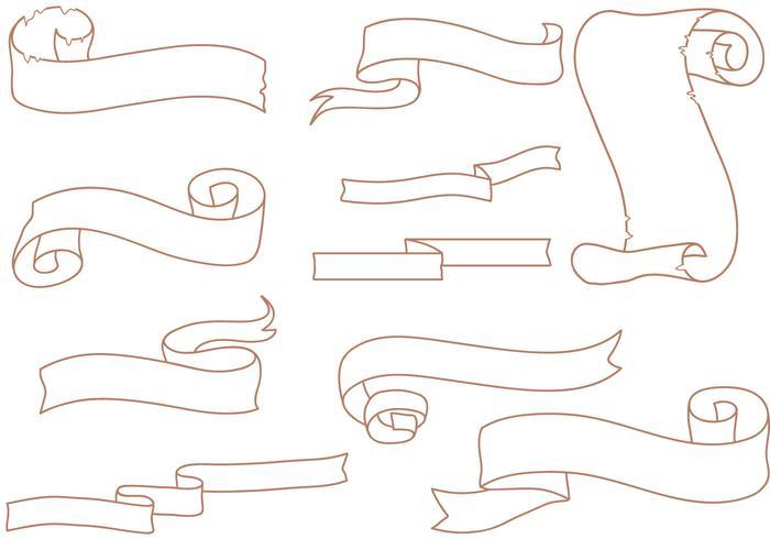 vintage scrolls vectors download free vector art stock graphics