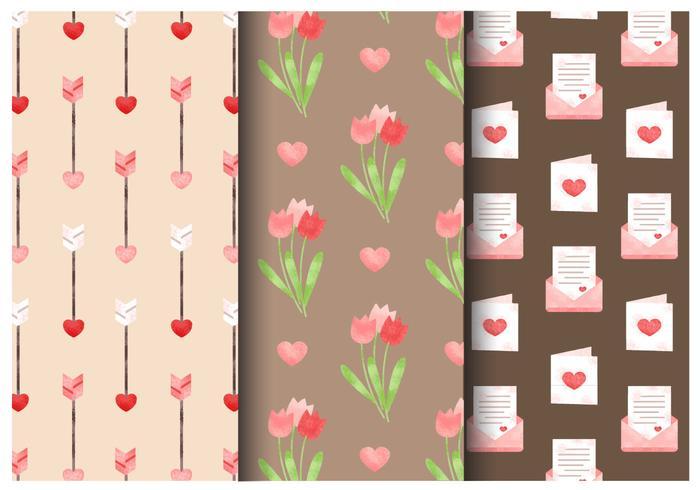 Free Cute Valentine's Day Patterns