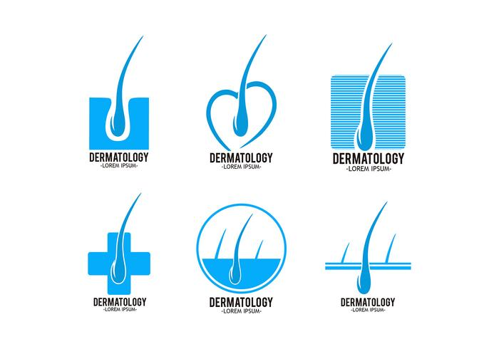 Dermatology Logo Template