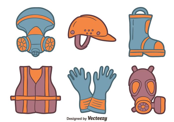 Personal Protective Element Vector