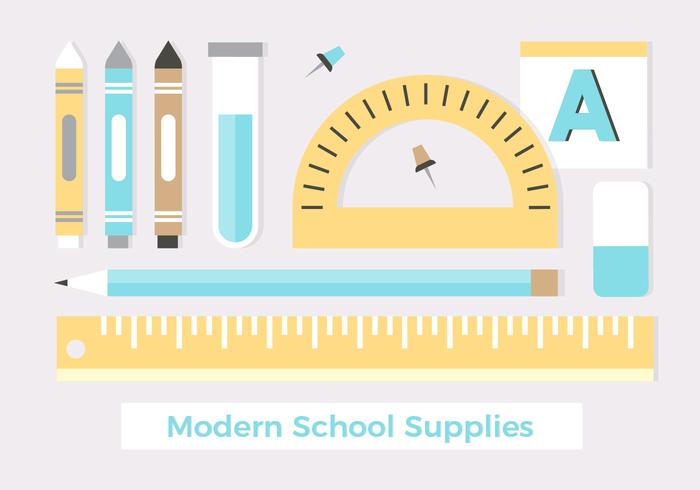 Free Back To School Vector Elements