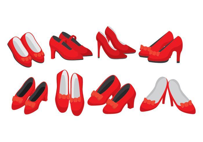 Ruby Slipper Icons