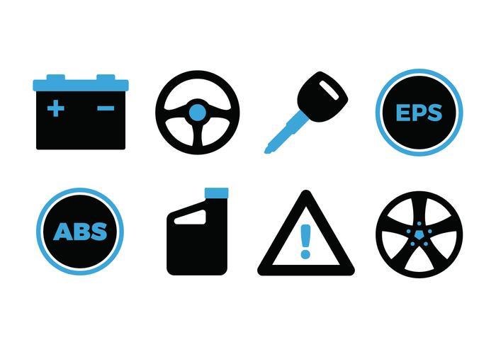 Automotive Icon Set - Download Free Vector Art, Stock Graphics & Images