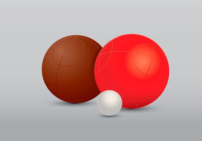 Juego de Bola Deportiva de Bocce