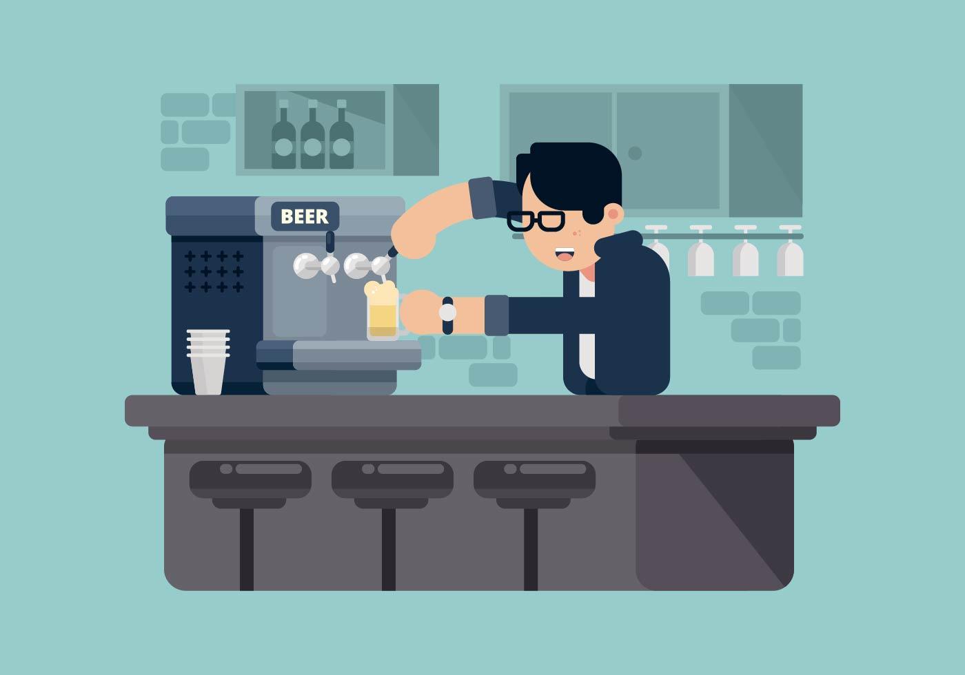 Beer Keg Free Vector Art 2606 Free Downloads