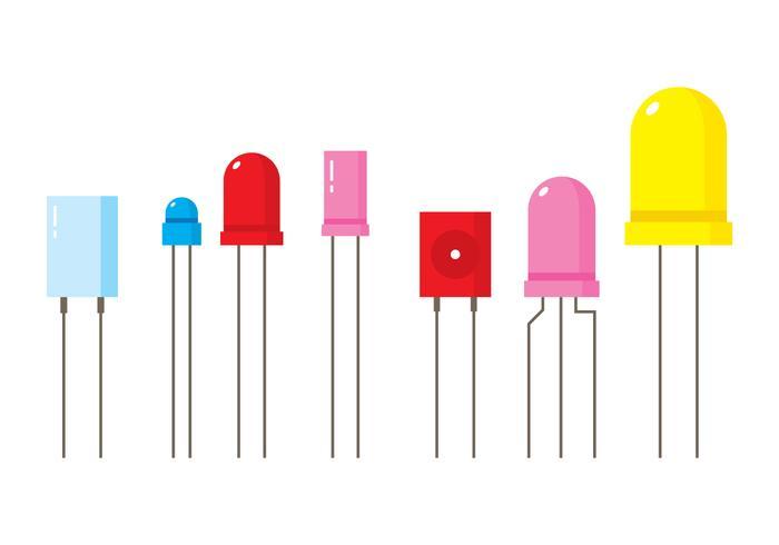 Type de LED différente