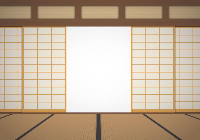 Ilustração do quarto Dojo