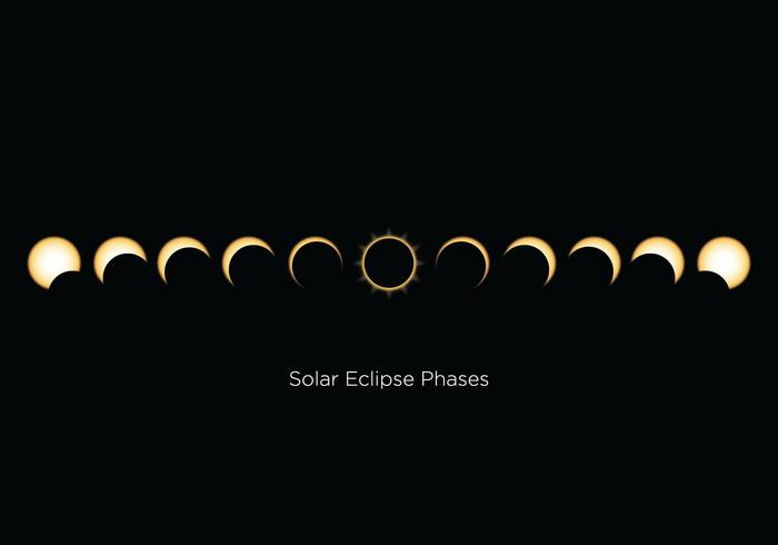 Free Solar Eclipse Phases