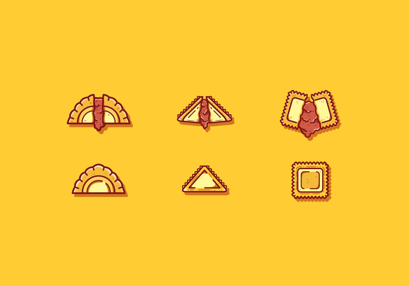 美食icon 免費下載   天天瘋後製
