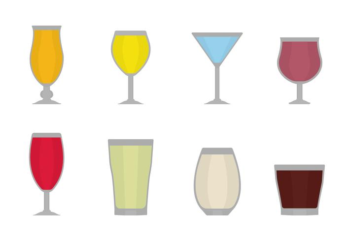 Drinks Vector Icon