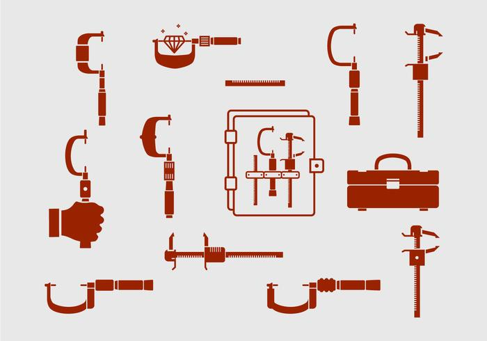 Micrometer vector set