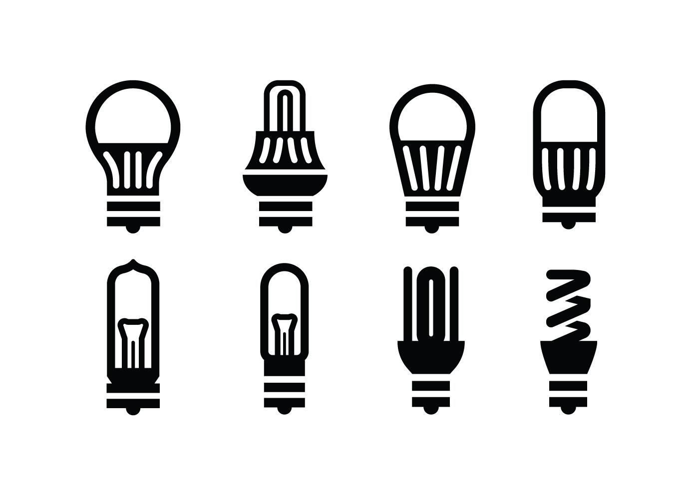 燈泡插圖 免費下載 | 天天瘋後製