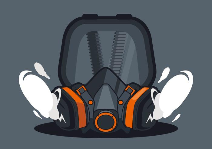 Respirator Illustration