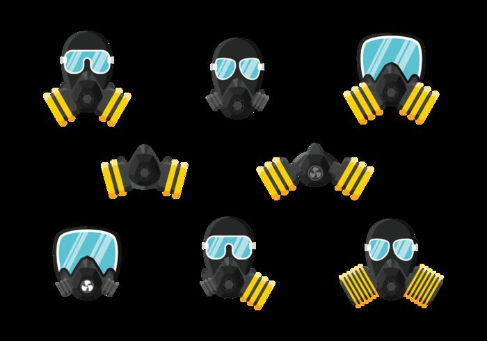 Ícone Respirator Icons