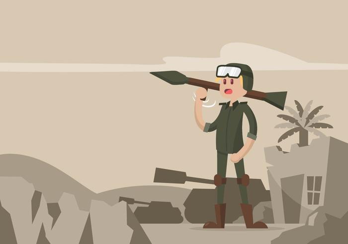 RPG Illustration vector