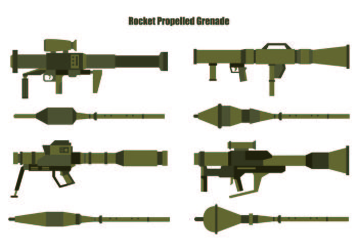 Sats av RPG-vektorer