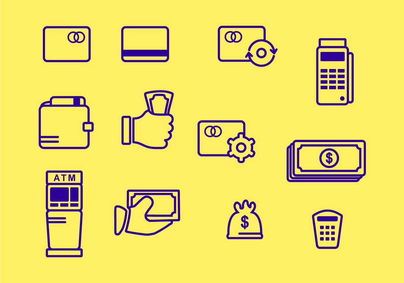 Card Reader Icons Download Free Vector Art Stock