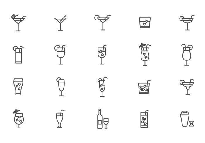 Vecteurs de spritz gratuits vecteur