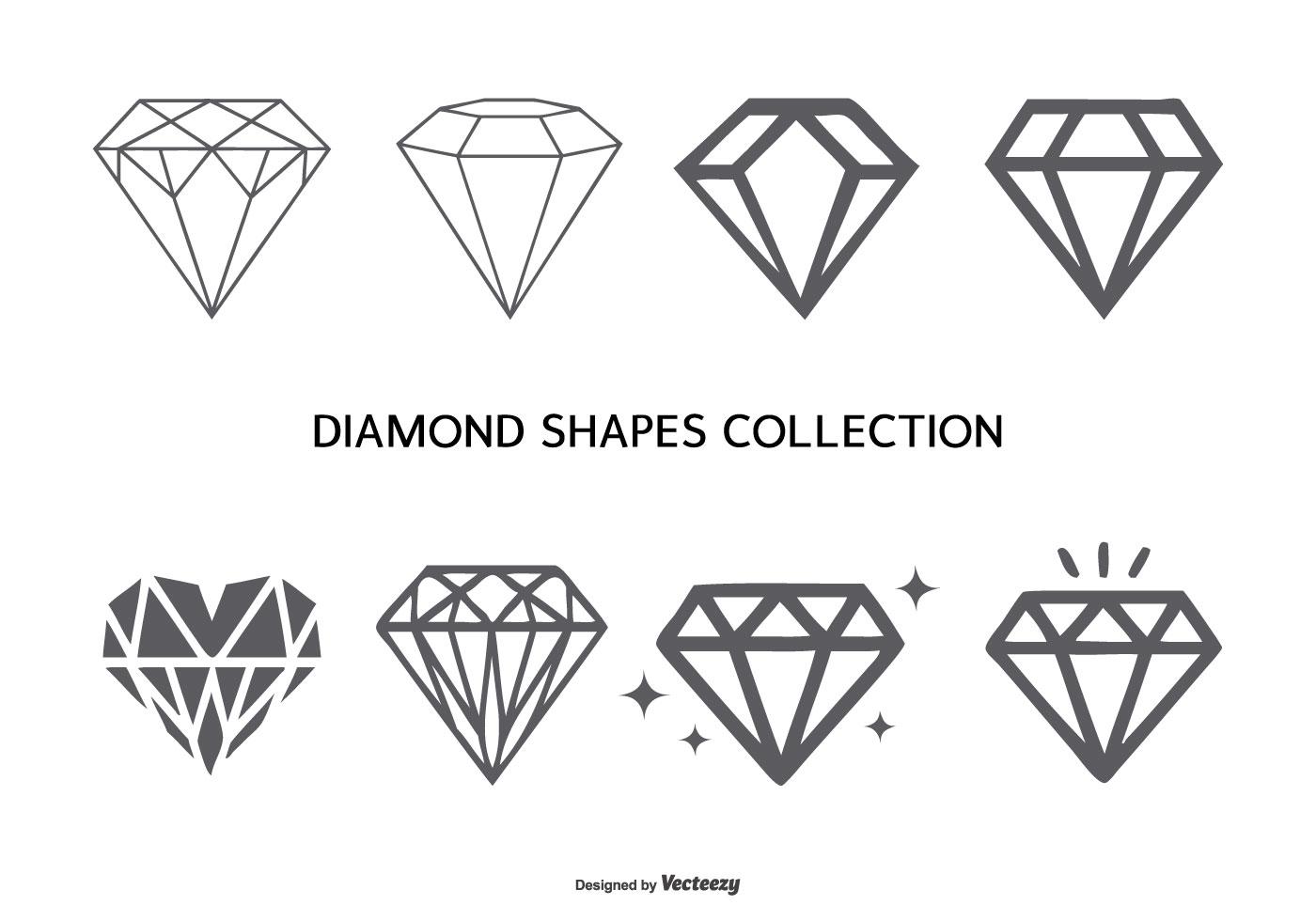 Diamond Free Vector Art