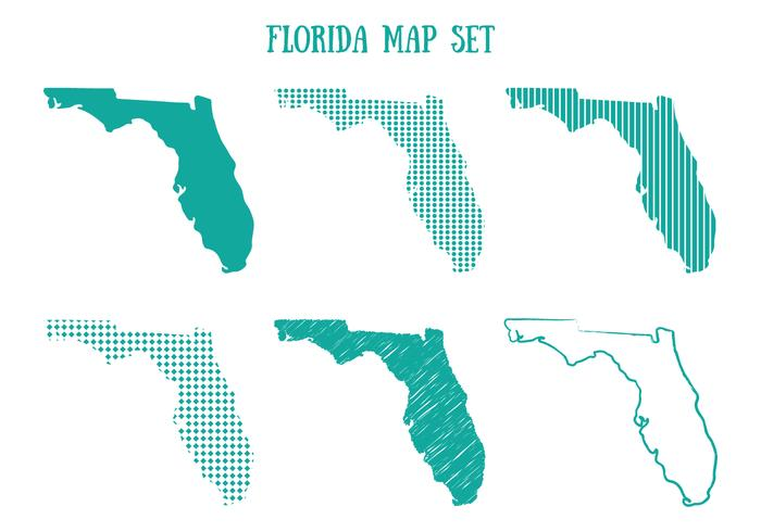 Florida Map Set