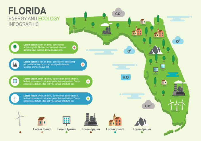 Florida Map Infographic - Download Free Vectors, Clipart ... on map of all of europe, map charts, map with mountains, map facebook covers, map travel, map sea monster, map google, map of america, map from europe, map virginia usa, map of african ethnic groups, map miami fl, map in spanish, map with legend, map norms, map of european ethnic groups, map in minecraft, map photography, map making, map print,