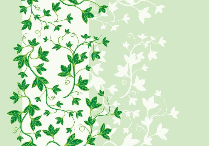 Vacker Vector Poison Ivy Vector