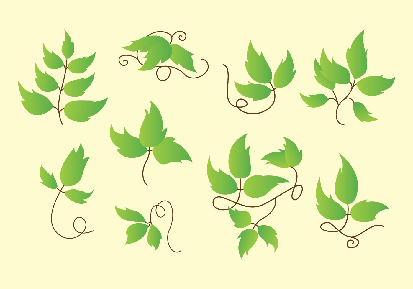 Poison Ivy Icons - Download Free Vectors, Clipart Graphics ...