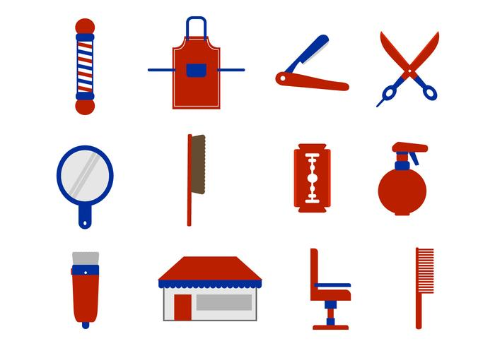 Barber Shop Icon