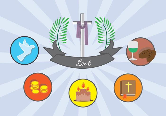 Lent Catholic Sign