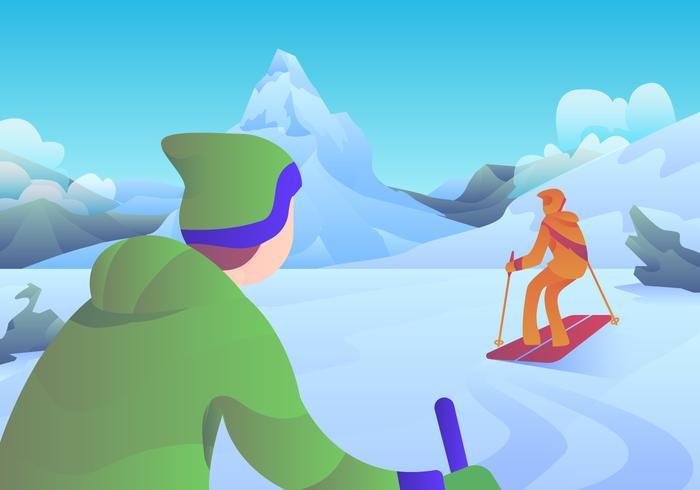 Matterhorn Ice Slide