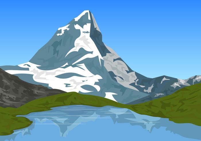 Alps Matterhorn Switzerland Mountains