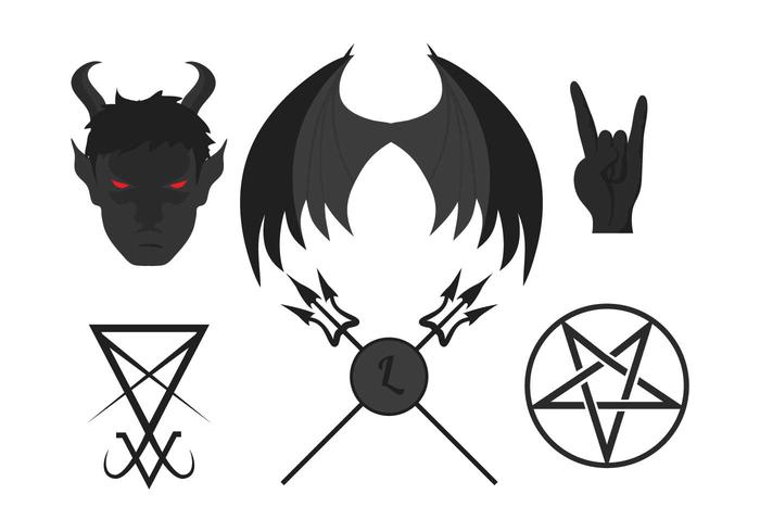 Lucifer-Vektor-Set