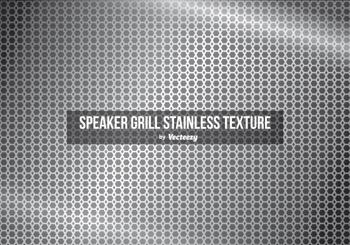 Textura Inoxidável Grill Grill