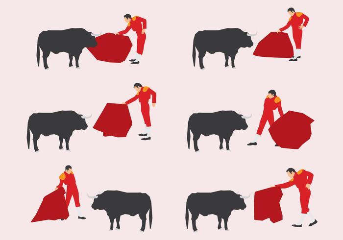 Bullfighting Set
