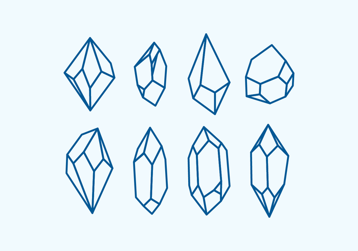 Vector Crystal Shapes