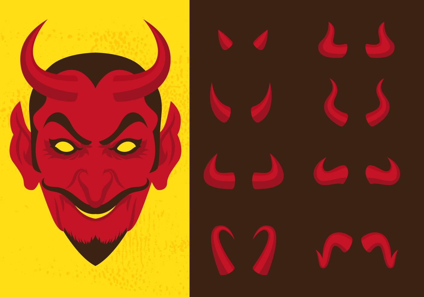 Cuernos De Diablo Png: Lucifer Y Los Diferentes Cuernos Del Diablo