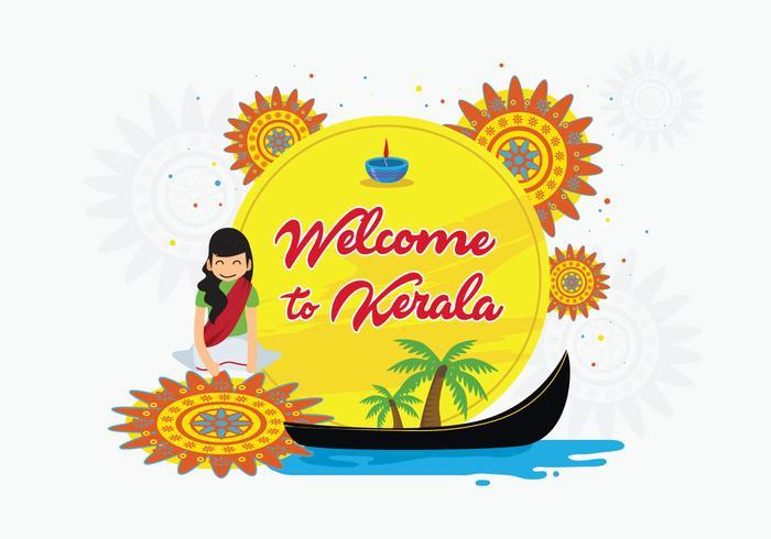 Kerala vector