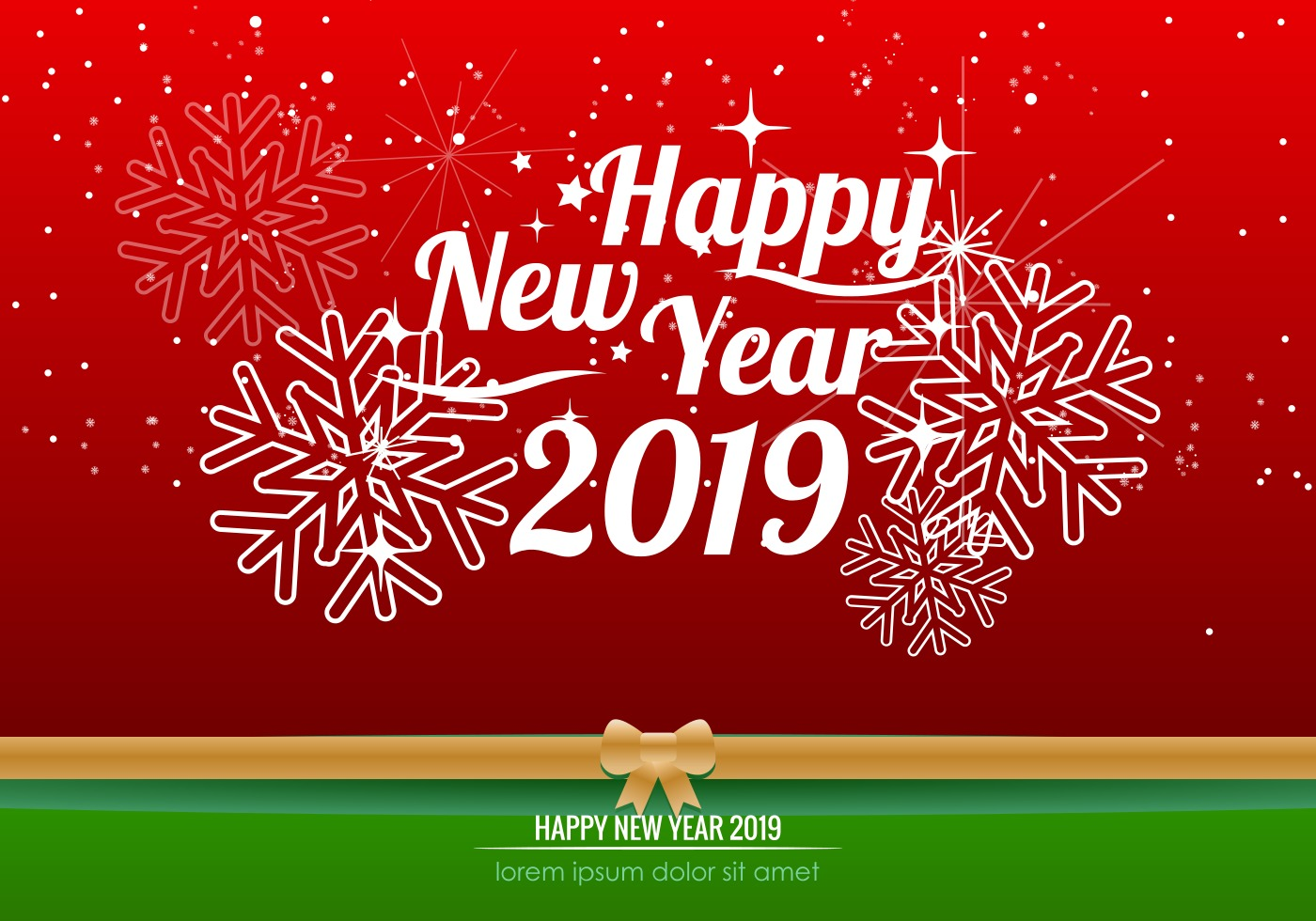 happy new year 2019 background download free vector art stock graphics images