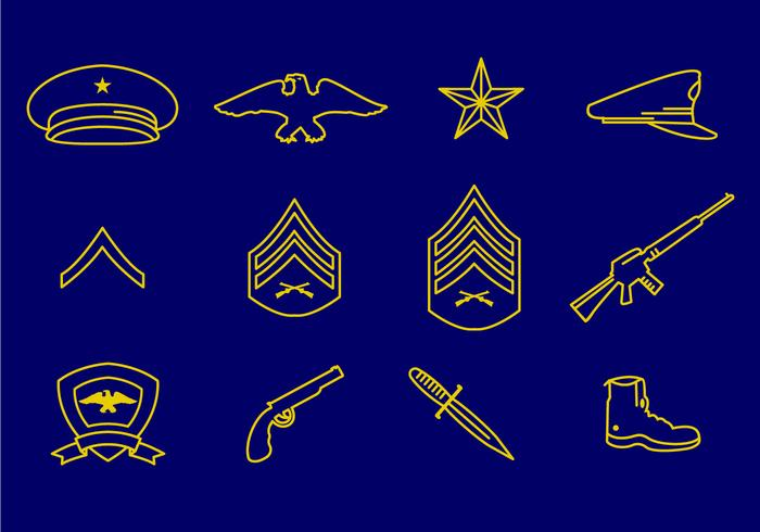 United States Marine Corps Vectors