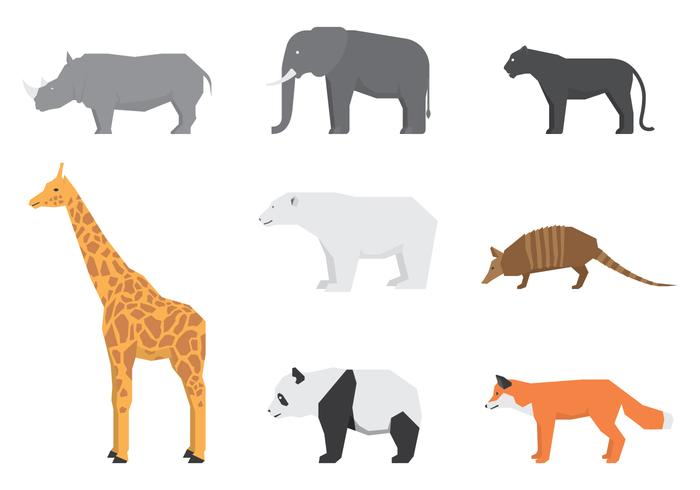 Logos pour animaux sauvages